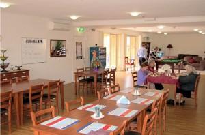 Bacchus Marsh Retirement Living Dining Room
